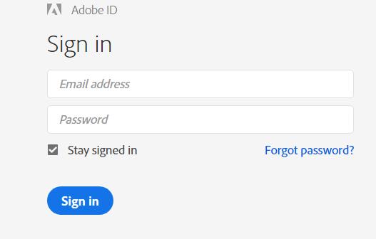 Adobe Creative Cloud Download | IT Website